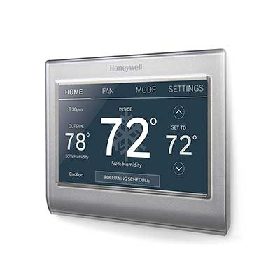 Honeywell Home RTH9585WF 1004 Wi-Fi Smart Color Thermostat