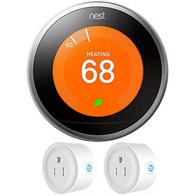 Nest T3007ES Learning Thermostat 3rd Gen