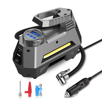 JOYROOM Portable Air Compressor Tire Inflator