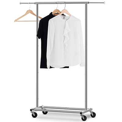 Bextsware Multi-Function Garment Clothes Rack