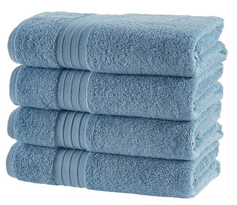Hammam Linen HL Luxury Hotel & Spa Bath Towel