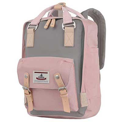 Vicnunu Waterproof College Laptop Backpack