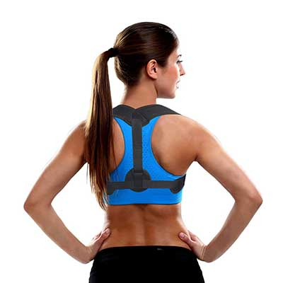 FY Posture FDA Approved Back Straightener Brace