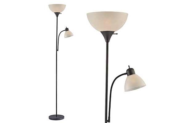 LIGHTACCENTS Susan Modern 72'' Standing Lamp