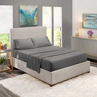 Queen Sheets – Bed Sheets Queen Size by Nestl Bedding