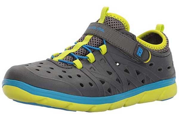 Stride Rite 2 Play Phibian Sneaker Sandal Water Shoe