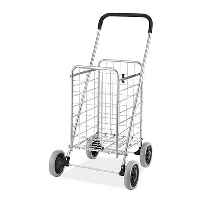 Whitmor Utility Durable Folding Cart Design