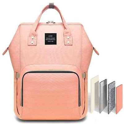 HaloVa Multi-Function Waterproof Travel Nappy Backpack