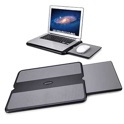 AboveTEK Portable Laptop Lap Desk