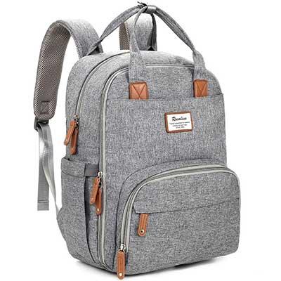 RUVALINO Travel Maternity Baby Changing Bags