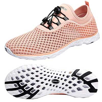 Zhuanglin Women's Quick Drying Walking Shoes