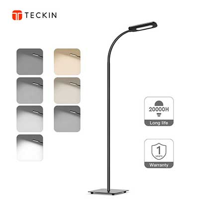 TECKIN Reading Dimmable Standing Lamp