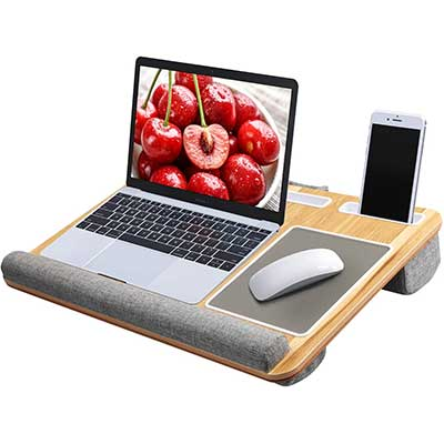 Lap Desk - Fits up to 17-inch Laptop Desk
