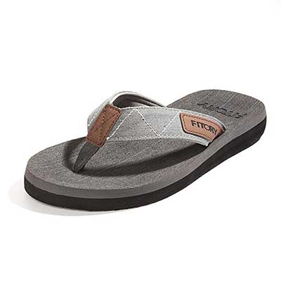 FITORY Flip-Flops Thongs Sandals Comfort Slippers