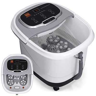 Best Choice Products Portable Heated Foot Spa