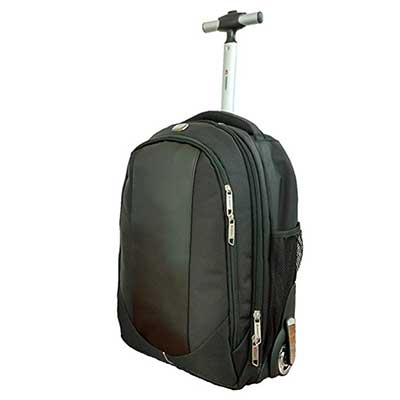 Wheeled Laptop Backpack Gladiator
