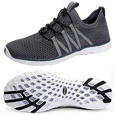 SUOKENI Women's Quick Drying Slip-On Water Sports Shoes