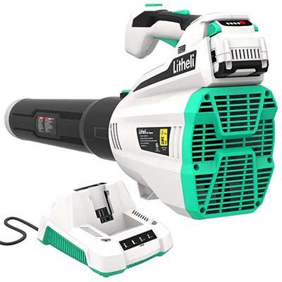 LiTHELi 480CFM 92MPH Brushless Motor Leaf Blower