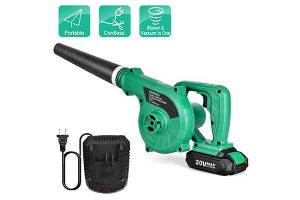 best battery powered leaf blower reviews