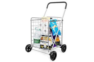 best folding shopping carts reviews