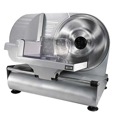 Weston Heavy Duty Meat and Food Slicer