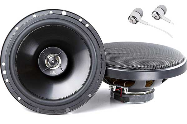 JBL Stage 602 135W Max 2-Way Coaxial Car Speakers