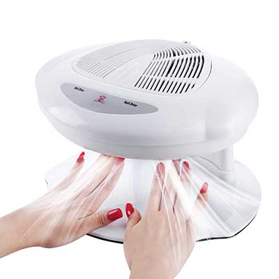 Makartt Air Nail Dryer for Both Hands