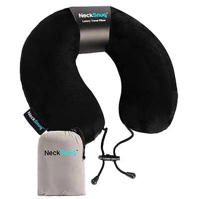 NeckSnug – Luxury Travel Pillow