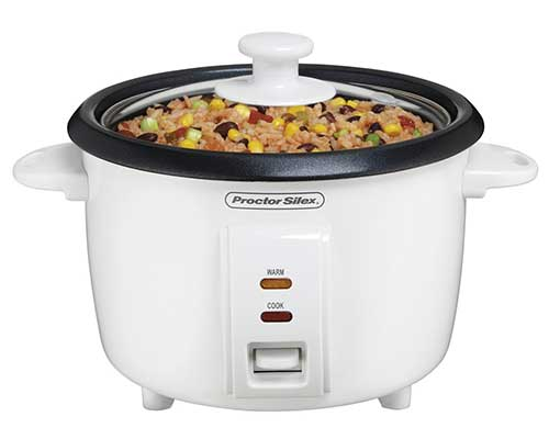 Proctor Silex Rice Cooker & Food Steamer