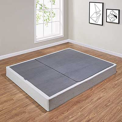 Mainstay Half-Fold Metal Box Spring