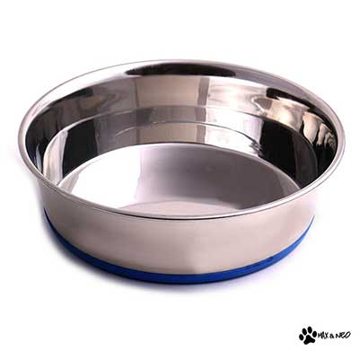Max & Neo Heavyweight Stainless Steel Bowl
