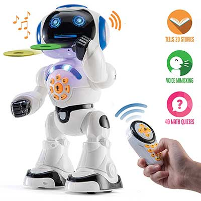 Top Race Remote Control Robot Toy