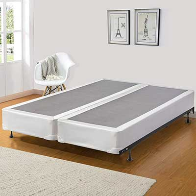 Continental Mattress Fully Assembled Split Box Spring