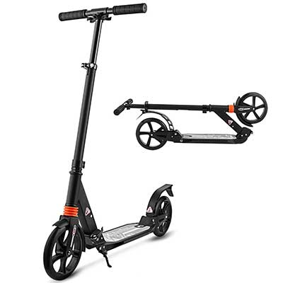 Hikole Scooters for Adults Teens, kick Scooter