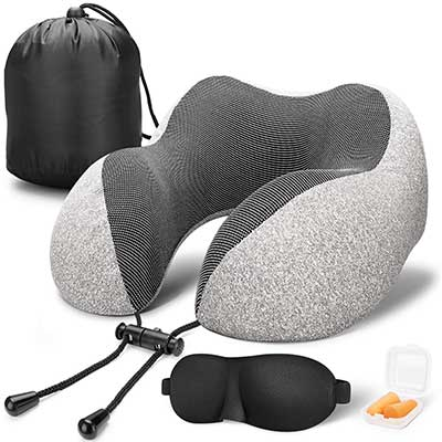 MLVOC Travel Neck Pillow