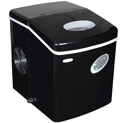 NewAir Portable Ice Maker 28lb
