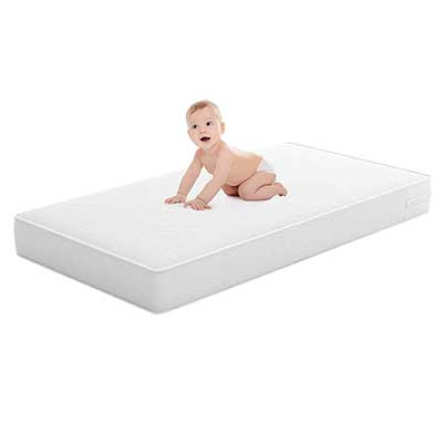 Safety 1st Heavenly Dreams Hypoallergenic Crib Bed