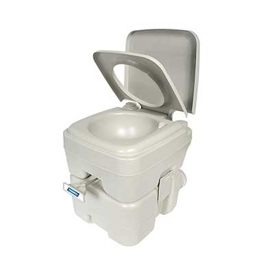 Camco Portable Travel Toilet for Camping & Boating