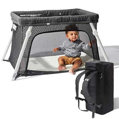 Lotus Travel Crib – Backpack Portable