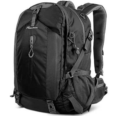 OutdoorMaster Waterproof Cover Hiking Backpack