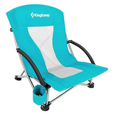 KingCamp Low Sling Beach Camping Chair