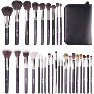 Docolor 29 Piece Professional Makeup Brush Set