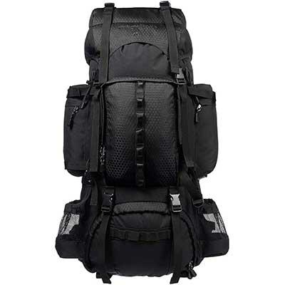 AmazonBasics Internal Frame Backpack with Rainfly
