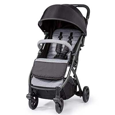 Summer 3Dpac CS + Compact Fold Stroller, Black