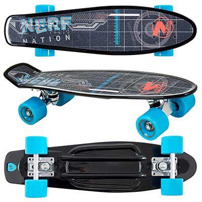 """Flybar 22"""" Skateboard for Kids, Beginners"""