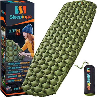 Sleepingo Camping Sleeping Pad – Mat