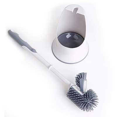 TreeLen Toilet Brush and Holder