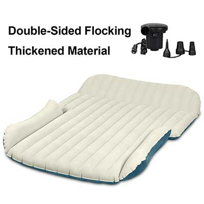 WEY&FLY SUV Air Mattress Thickened and Double-Sided