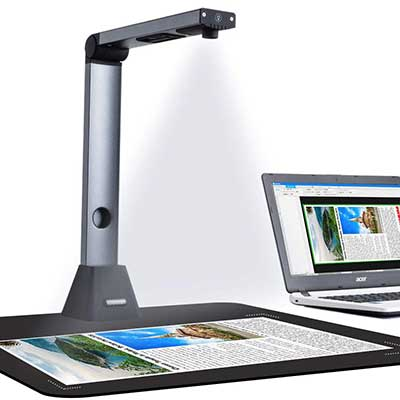 iCODIS Document X3 High Definition Portable Scanner