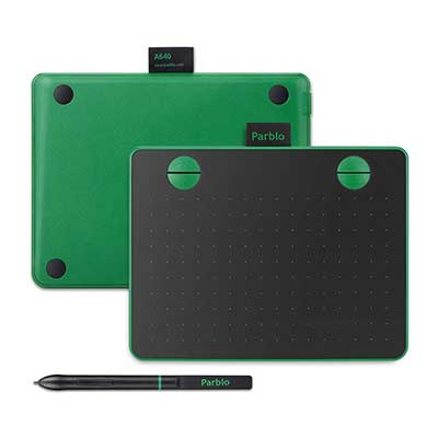 Parblo A640 Drawing Tablet with 8192 Levels